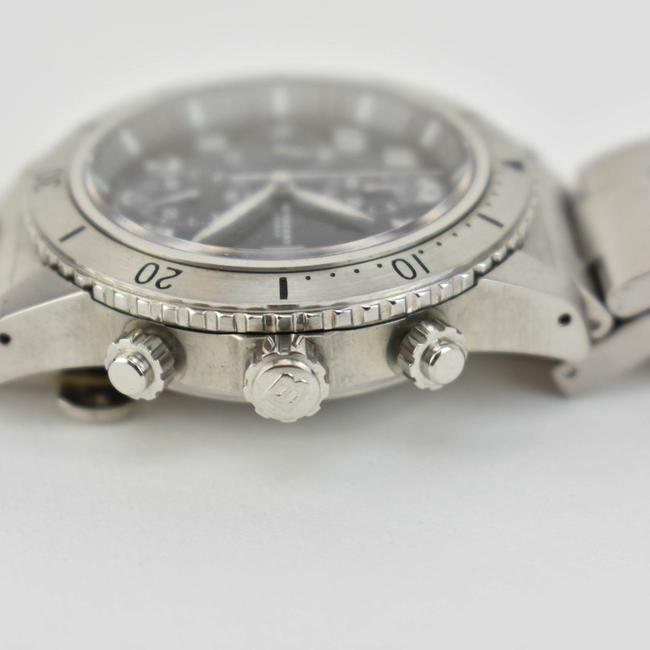 Burberry Silver Stainless Steel Logo Chronograph (Nm) Watch Burberry Silver Stainless Steel Logo Chronograph (Nm) Watch Image 9