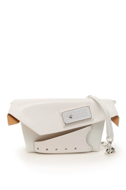 Item - Small Snatched White Tote