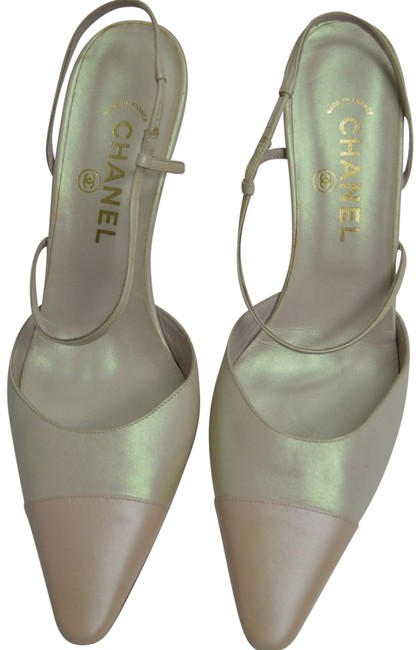 Item - White Point Heels Formal Shoes Size EU 39 (Approx. US 9) Regular (M, B)