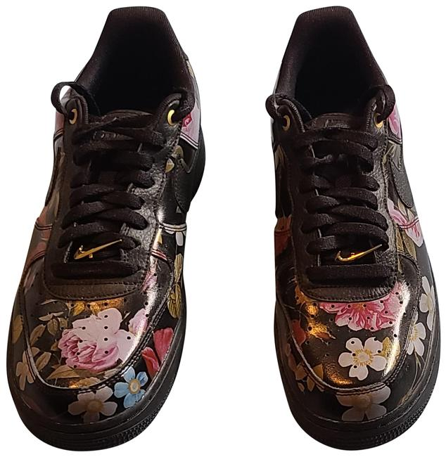 Item - Multi-color/Black Vandal 2k Lx Floral Air Force 1 Sneakers Size US 12 Regular (M, B)