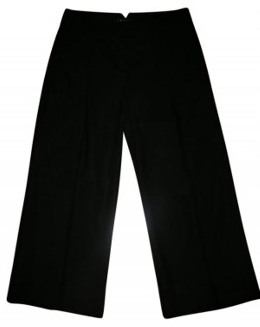 Preload https://item1.tradesy.com/images/theory-black-pleated-cuffed-capris-size-00-xxs-24-28845-0-0.jpg?width=400&height=650
