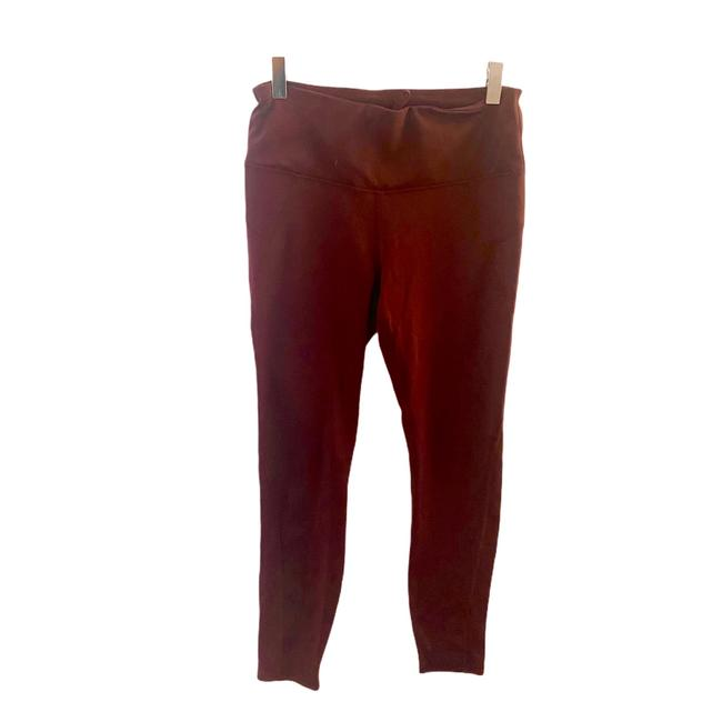 Item - Red Full Activewear Bottoms Size 4 (S)