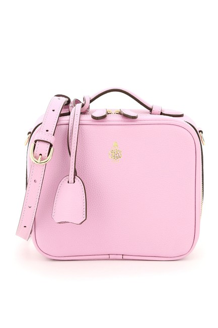Item - Madison Mini Zip-around Pink Tote
