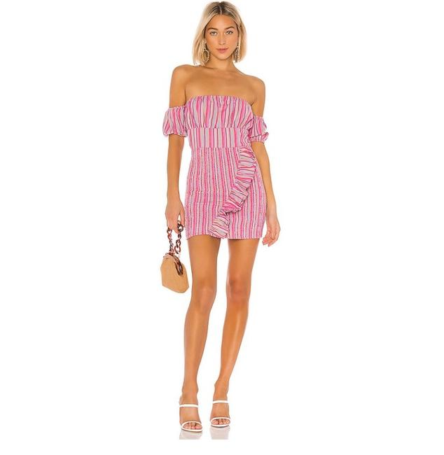 Item - Pink Tiffany From Revolve Short Night Out Dress Size 8 (M)