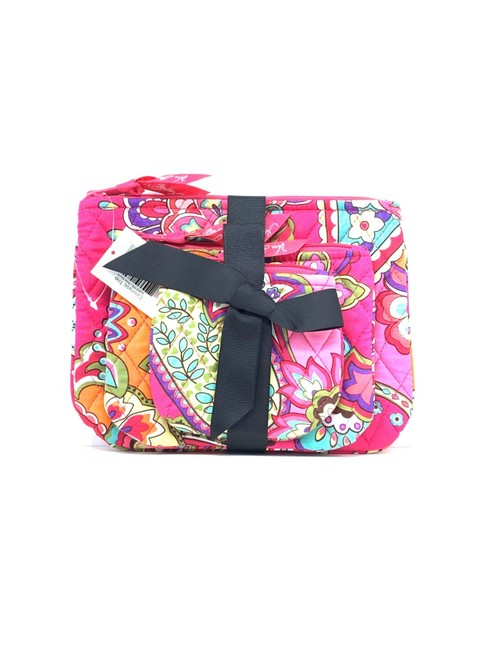 Item - Pink Swirls Trio In (Set Of 3 Cases) Cosmetic Bag