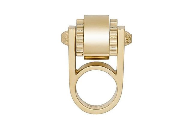 Item - Gold Women's 328005 Size: 5 Ring