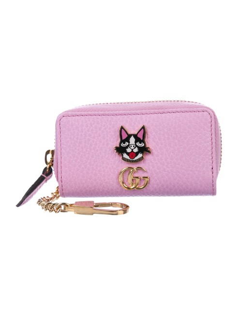 Item - Pink Rare Limited Edition Bosco Key Case Wallet