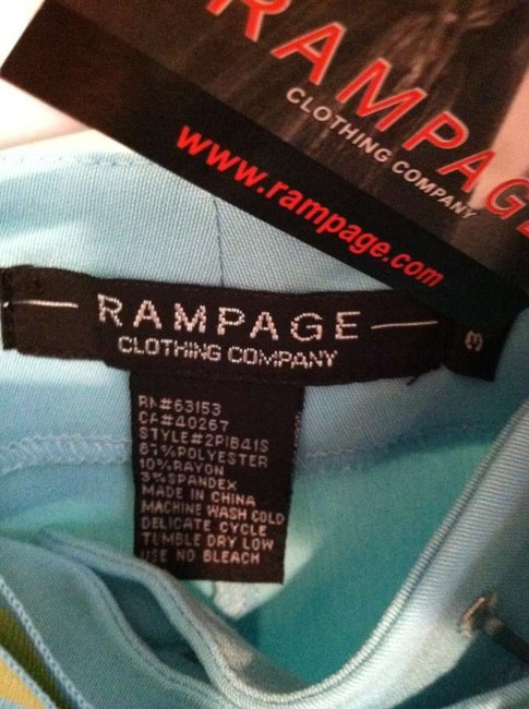 Rampage *NEW PRICE* $20.00 FOR BOTH + shipping Rampage Summer Suit 3/4 Sleeve Jacket and Capri Pant