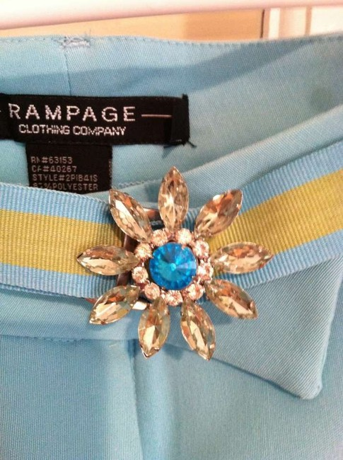 Rampage Rampage Summer Suit 3/4 Sleeve Jacket and Capri Pant