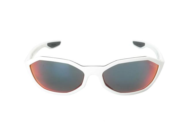 Item - White Men's Plastic Frame U.v. Protection Sps04u Sunglasses