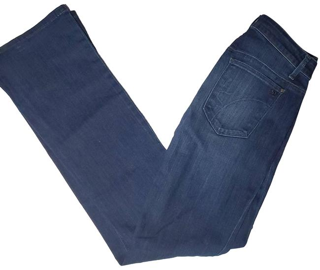Item - Blue Honey Style Boot Cut Jeans Size 28 (4, S)