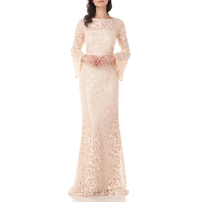 Item - Infusion Sequin Embroidered Gown Formal Dress Size 8 (M)