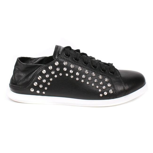 Alexander McQueen Black New: Studded Mules - Leather - Sneakers Size EU 37 (Approx. US 7) Regular (M, B) Alexander McQueen Black New: Studded Mules - Leather - Sneakers Size EU 37 (Approx. US 7) Regular (M, B) Image 2