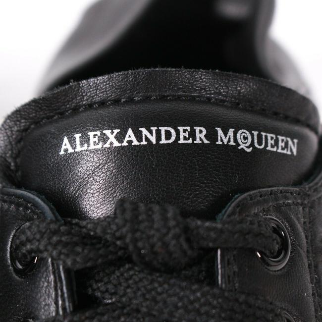 Alexander McQueen Black New: Studded Mules - Leather - Sneakers Size EU 37 (Approx. US 7) Regular (M, B) Alexander McQueen Black New: Studded Mules - Leather - Sneakers Size EU 37 (Approx. US 7) Regular (M, B) Image 3