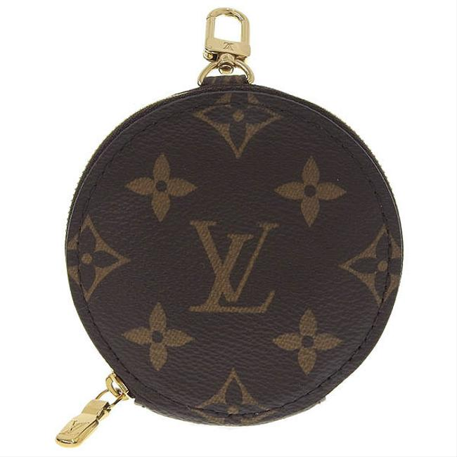 Item - Shoulder Strap Included Pouch Jo2493 Monogram / Monogram Mini Clutch