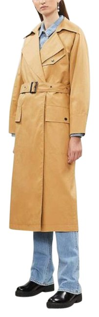 Item - Tan Coat Size 14 (L)