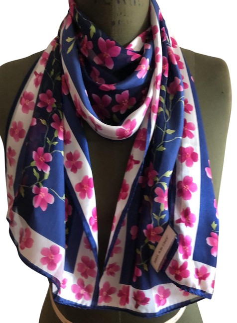 Item - Blue and Pink Of Scarf/Wrap