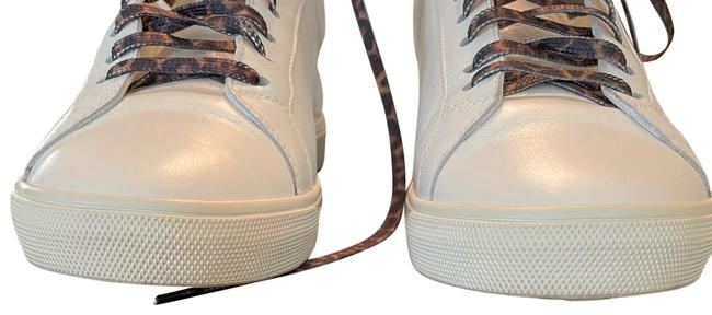 Item - White Andy Sneakers Size US 9 Regular (M, B)