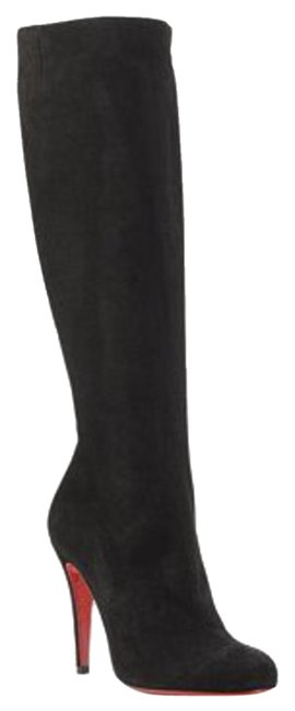 Item - Black Babel Suede Tall Boots/Booties Size EU 38.5 (Approx. US 8.5) Regular (M, B)