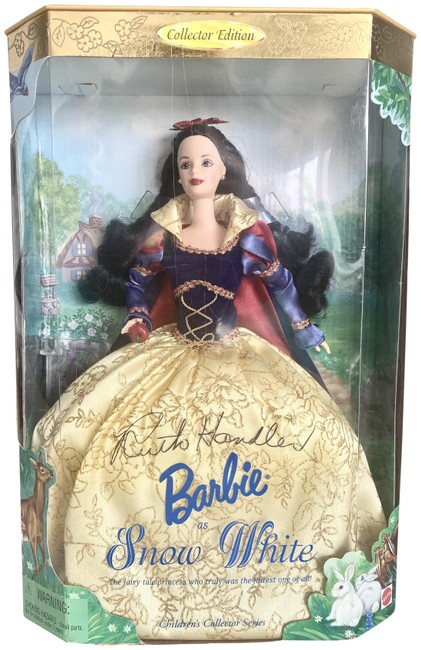 Item - Snow White Collector Edition Signed By Handler The Creator