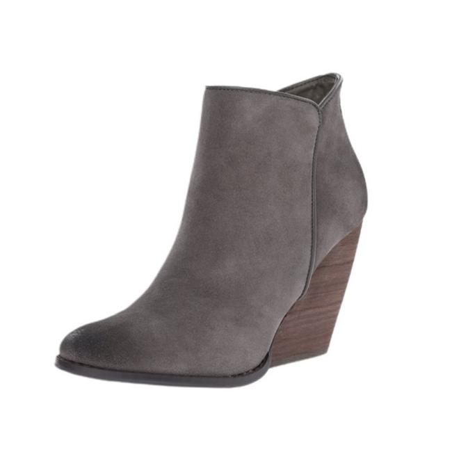 Item - Suede Whitby Boots/Booties Size US 7.5 Regular (M, B)
