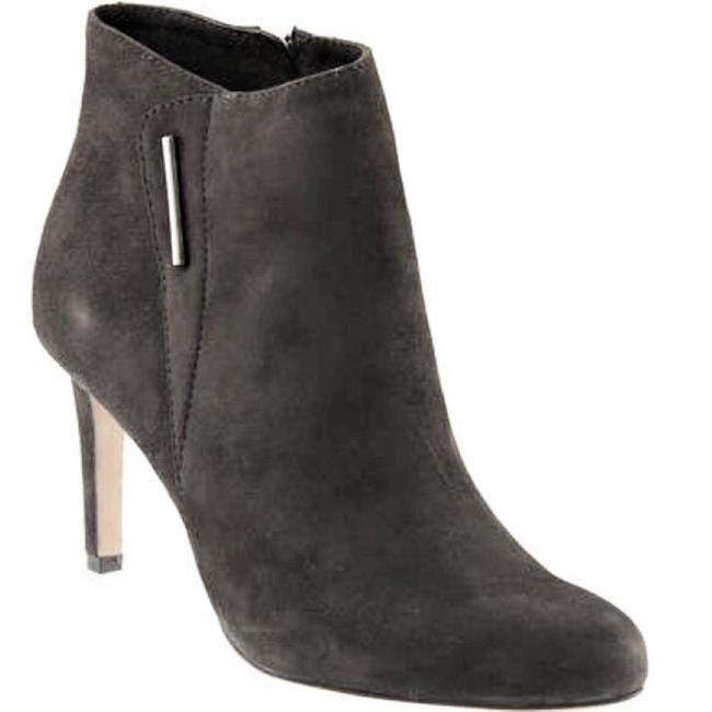Item - Gray Charlotte Suede Boots/Booties Size US 8 Regular (M, B)