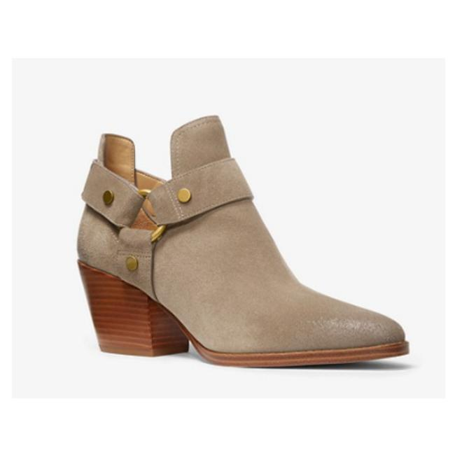 Item - Brown Pamela Suede Ankle Colour Birch For Womens Boots/Booties Size US 11 Regular (M, B)