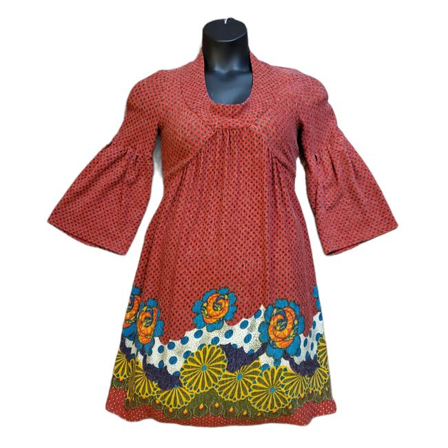 Item - Red For Anthropologie Short Casual Dress Size 2 (XS)