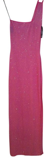 Sentimental NY Sexy Sequined Small Gown Dress