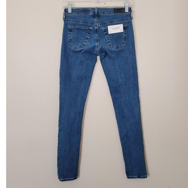 Item - Medium Wash The Legging Ankle Skinny Jeans Size 24 (0, XS)