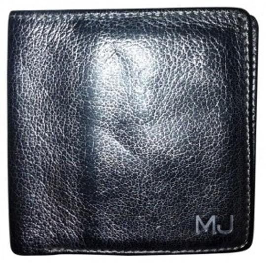 Marc by Marc Jacobs Silver Metallic Marc by Marc Jacobs Bi Fold Wallet