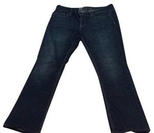 Mossimo Boot Cut Jeans-Dark Rinse