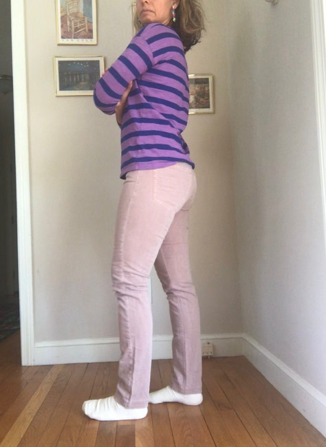 Madewell Mauve Pink Rn77388 Skinny Jeans Size 6 (S, 28) Madewell Mauve Pink Rn77388 Skinny Jeans Size 6 (S, 28) Image 5