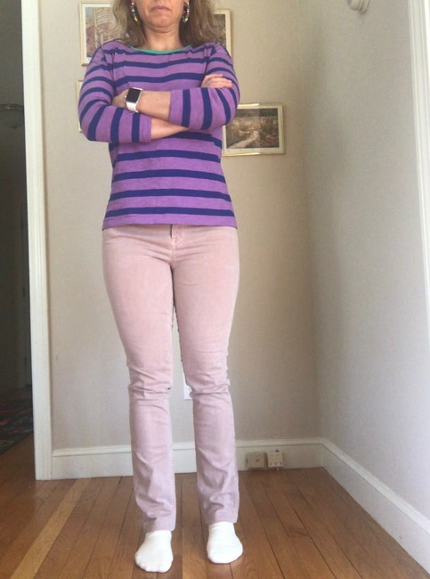 Madewell Mauve Pink Rn77388 Skinny Jeans Size 6 (S, 28) Madewell Mauve Pink Rn77388 Skinny Jeans Size 6 (S, 28) Image 6