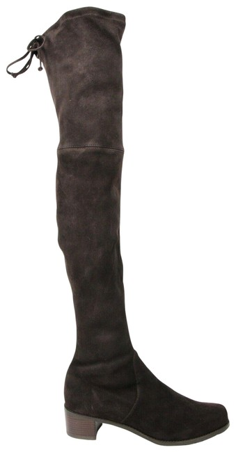 Item - Brown Cola Women's Midland Suede Over-the-knee Boots/Booties Size US 9 Regular (M, B)