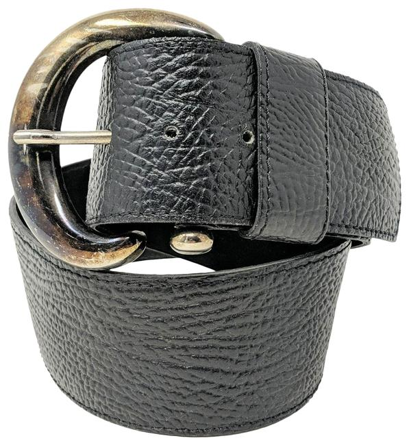 Item - Black Leather Belt