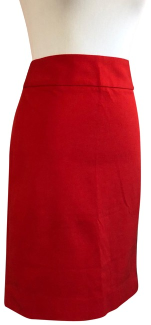 Item - Orange Sloan Skirt Size 2 (XS, 26)
