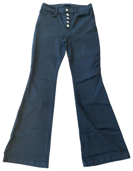 Item - Black Marie Seriously Flare Leg Jeans Size 8 (M, 29, 30)