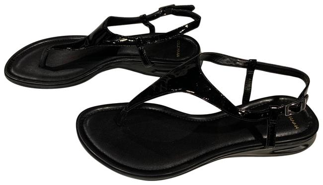Item - Black Sandals Size US 8.5 Regular (M, B)