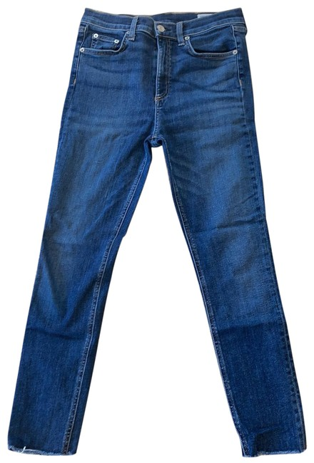 Item - Denim - Blue Medium Wash Skinny Jeans Size 8 (M, 29, 30)
