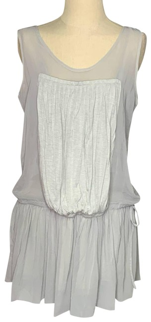Item - Gray Blouse Tunic Size 12 (L)