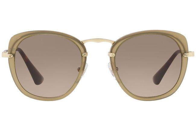 Item - Brown and Gold Spr 58u 31d-3d0 49mm Catwalk Phantos Sunglasses