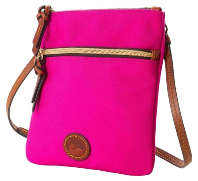 Item - And Pink Nylon Cross Body Bag