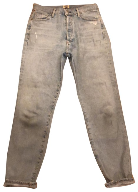 Item - Light Blue Wash Relaxed Fit Jeans Size 2 (XS, 26)