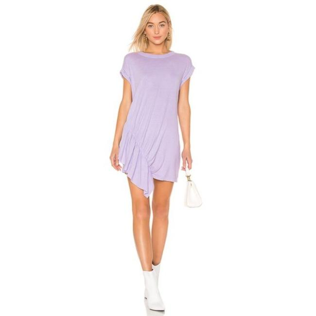 Item - Purple  Short Casual Dress Size 0 (XS)