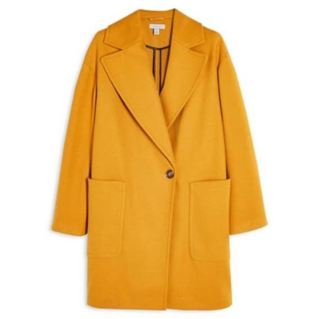 Item - Yellow Gold Coat Size 12 (L)