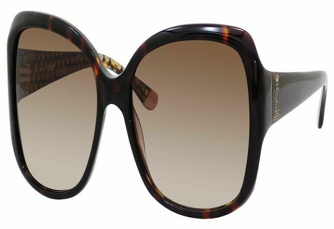 Item - Dark Havana Women 130 16 56 Acetate Ju503s0086y65616130 Sunglasses