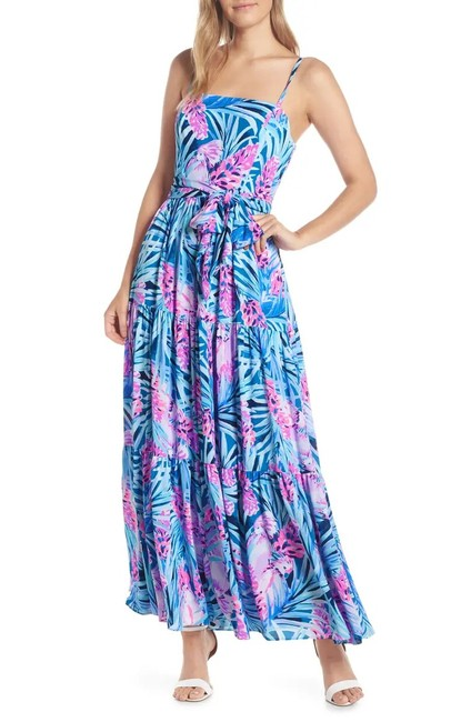 Item - Multicolor Aviana Long Casual Maxi Dress Size 2 (XS)