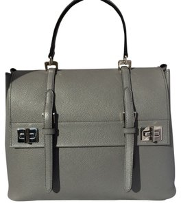 Prada Tote in Marmo Gray