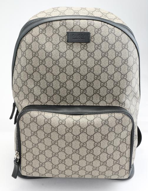 Item - Brown GG Supreme Backpack Men's Jewelry/Accessory